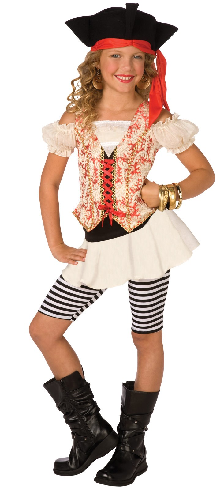 Swashbuckler Child Costume 8-10 MED