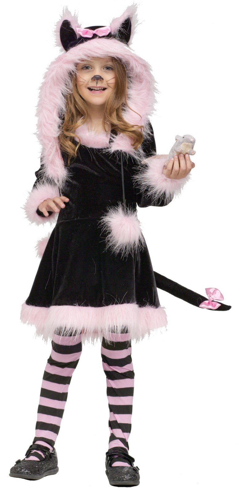 Pretty Kitty Toddler Costume 3T/4T