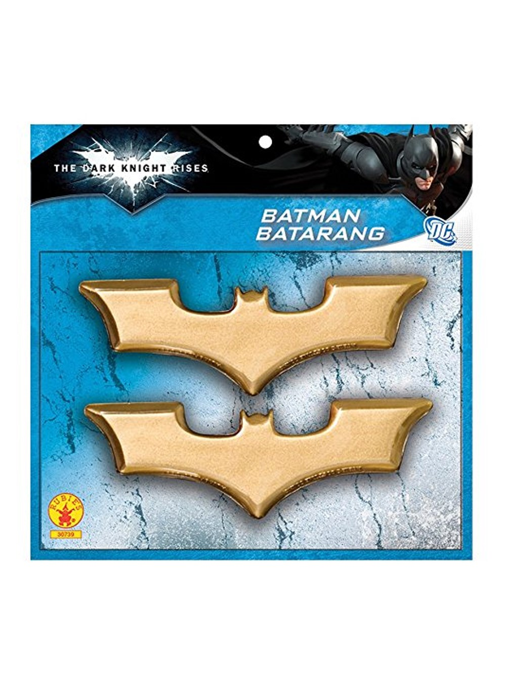 The Dark Knight Rises Batman Batarangs One-Size