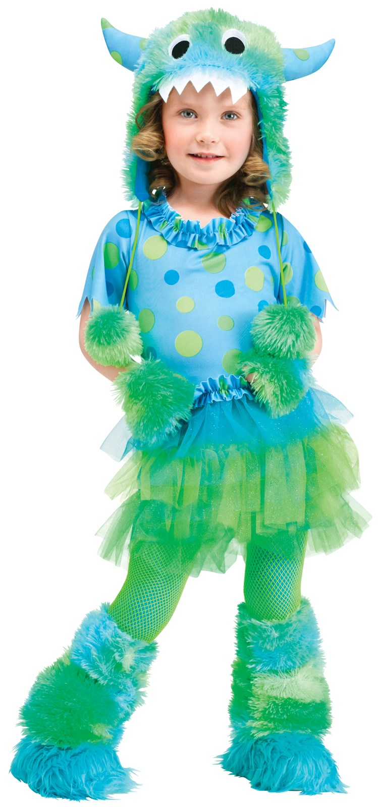 Monster Miss Toddler Costume 24 Months-2T