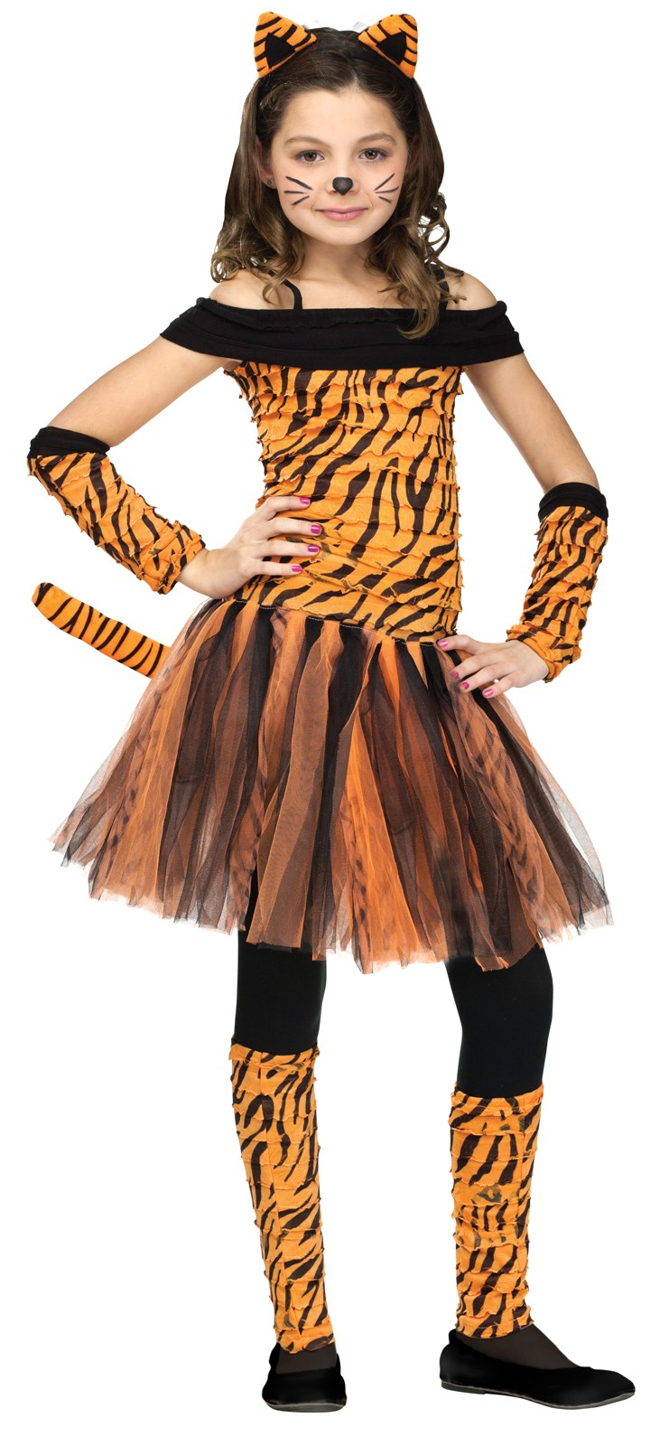 Tigress Child Costume Medium (8-10)
