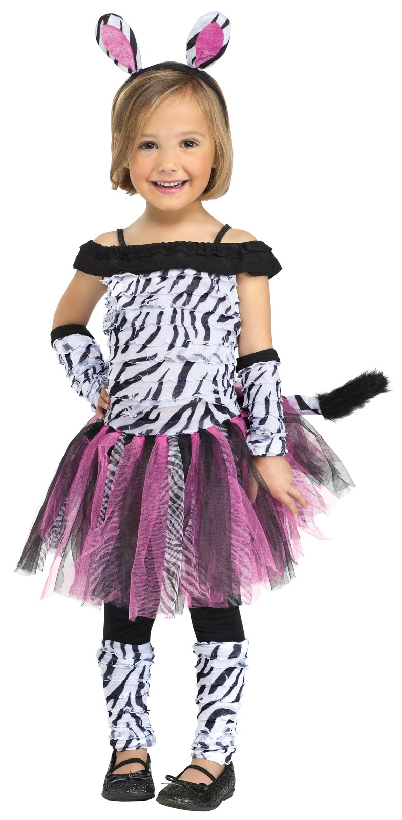 Zebra Toddler Costume 24 Months-2T