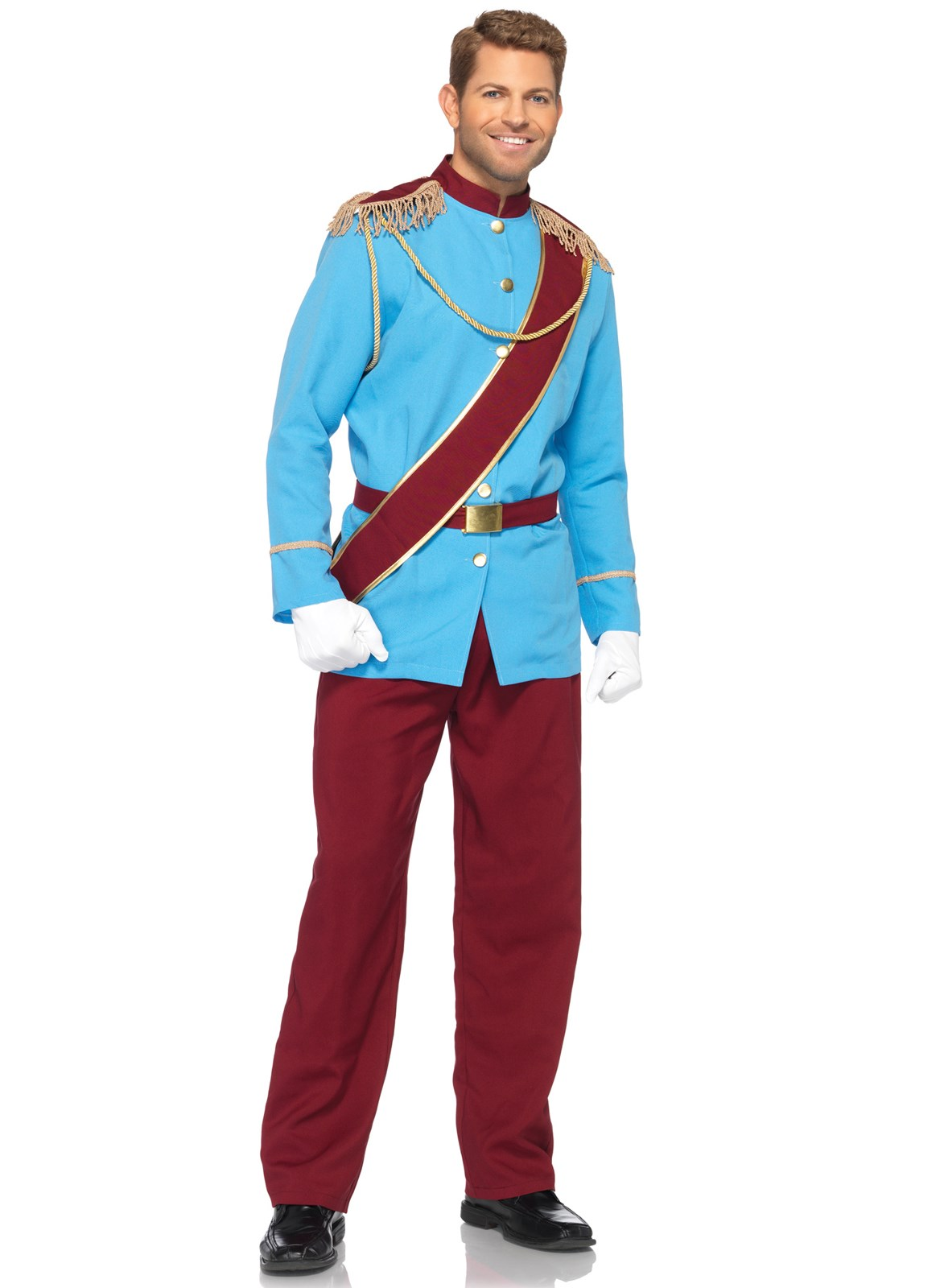 Disney Prince Charming Adult Costume Large