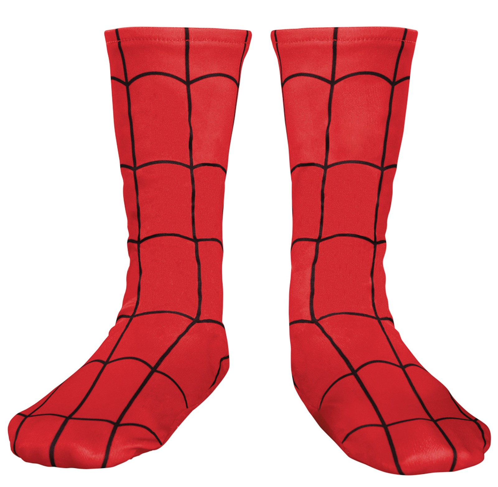 Ultimate Spider-Man Kids Boot Covers One-Size
