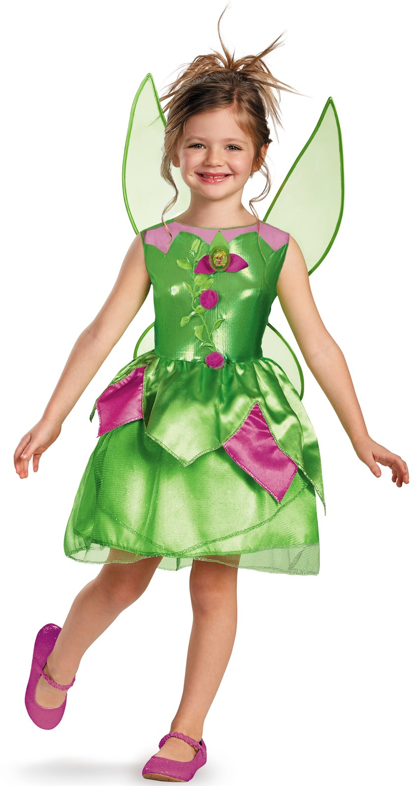 Disney Tinker Bell Toddler / Child Costume 3T-4T
