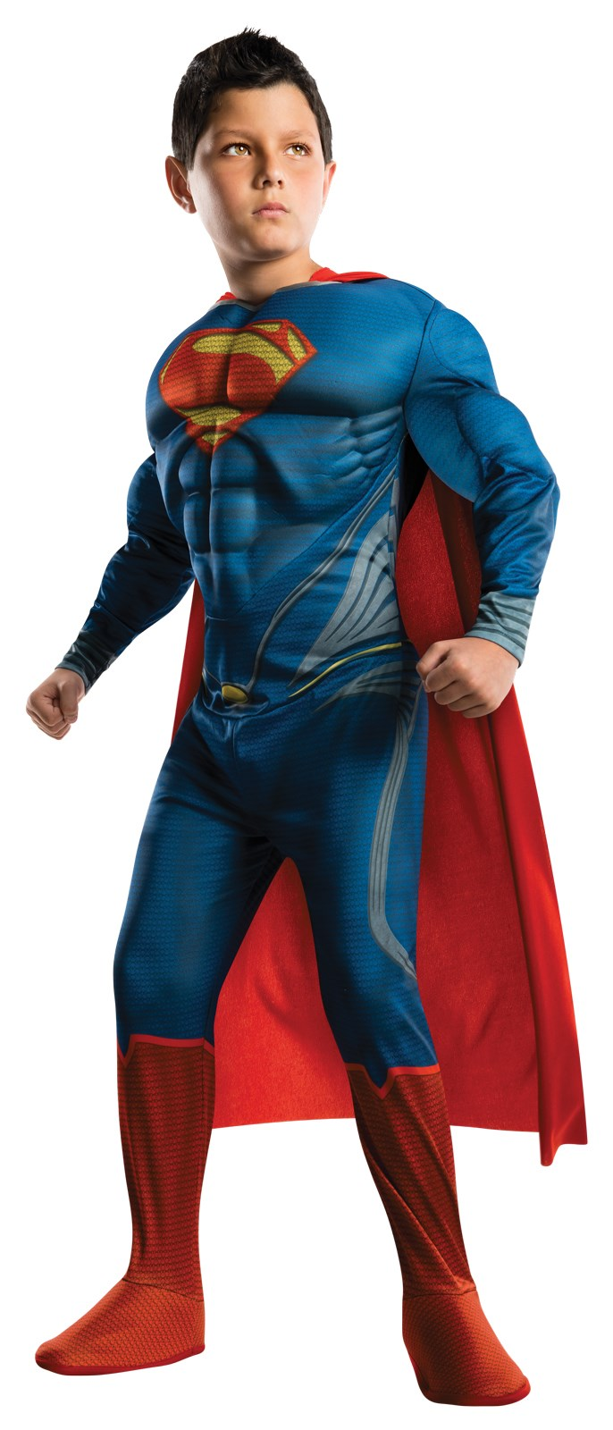 Superman Man of Steel Deluxe Toddler / Child Costume Toddler (2T-4T)