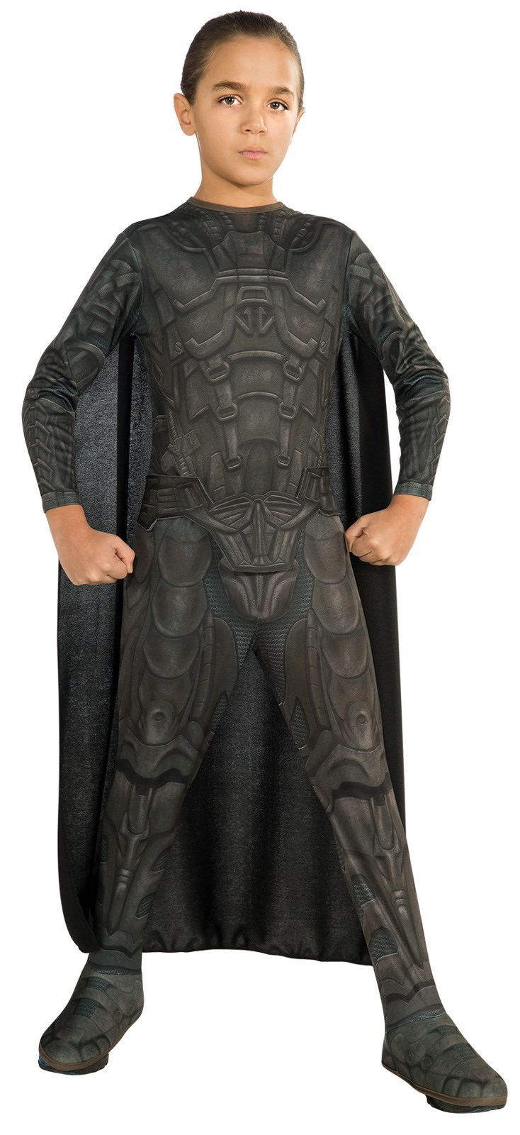 Superman Man of Steel General Zod Child Costume Small (4-6)