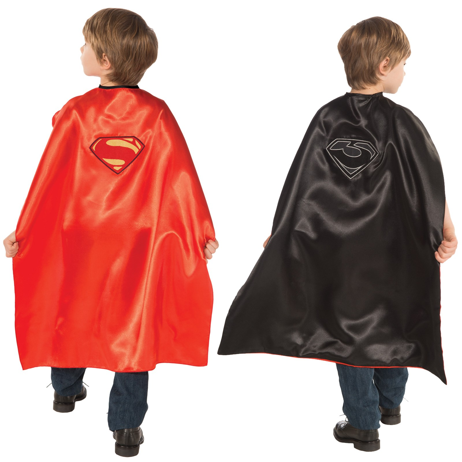 Superman Man of Steel / General Zod Reversible Cape One-Size