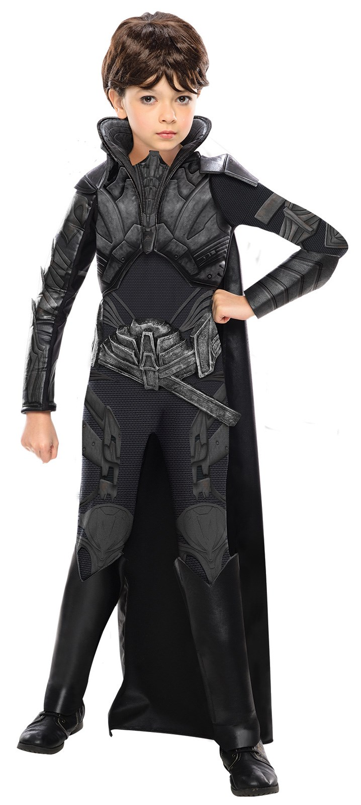 Superman Man of Steel Deluxe Faora Child Costume Small (4-6)