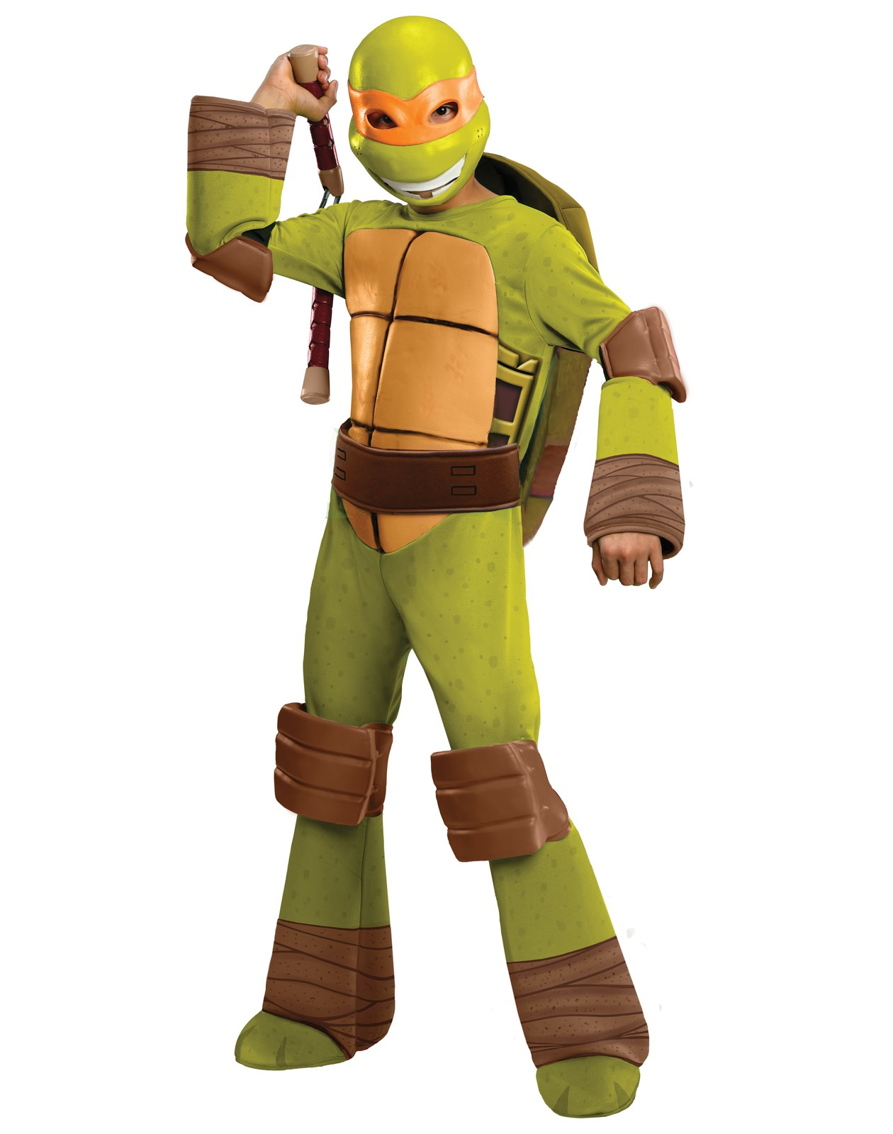 Teenage Mutant Ninja Turtle - Michelangelo Kids Costume Large (12-14)