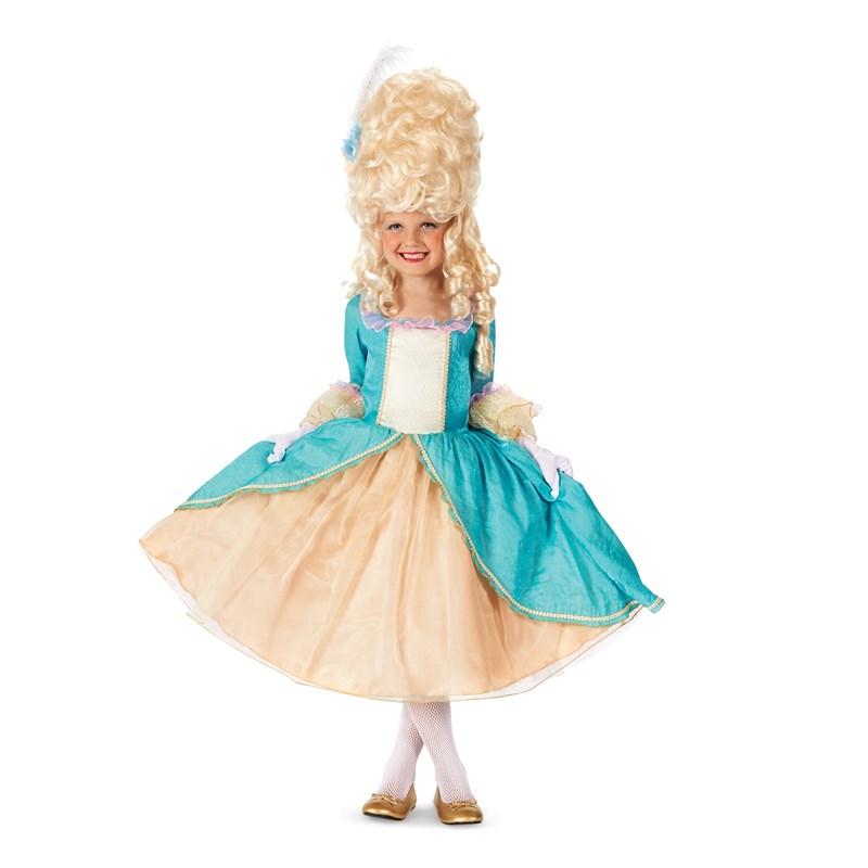 Marie Antoinette Dress Child Costume Small (4-6)