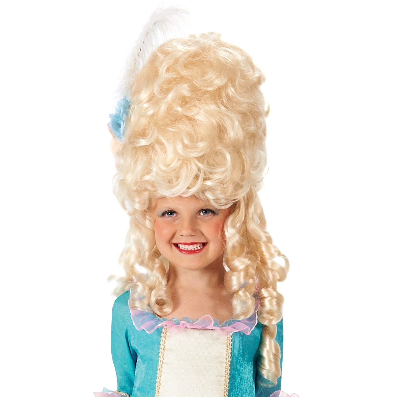 Marie Antoinette Kids Wig One-Size