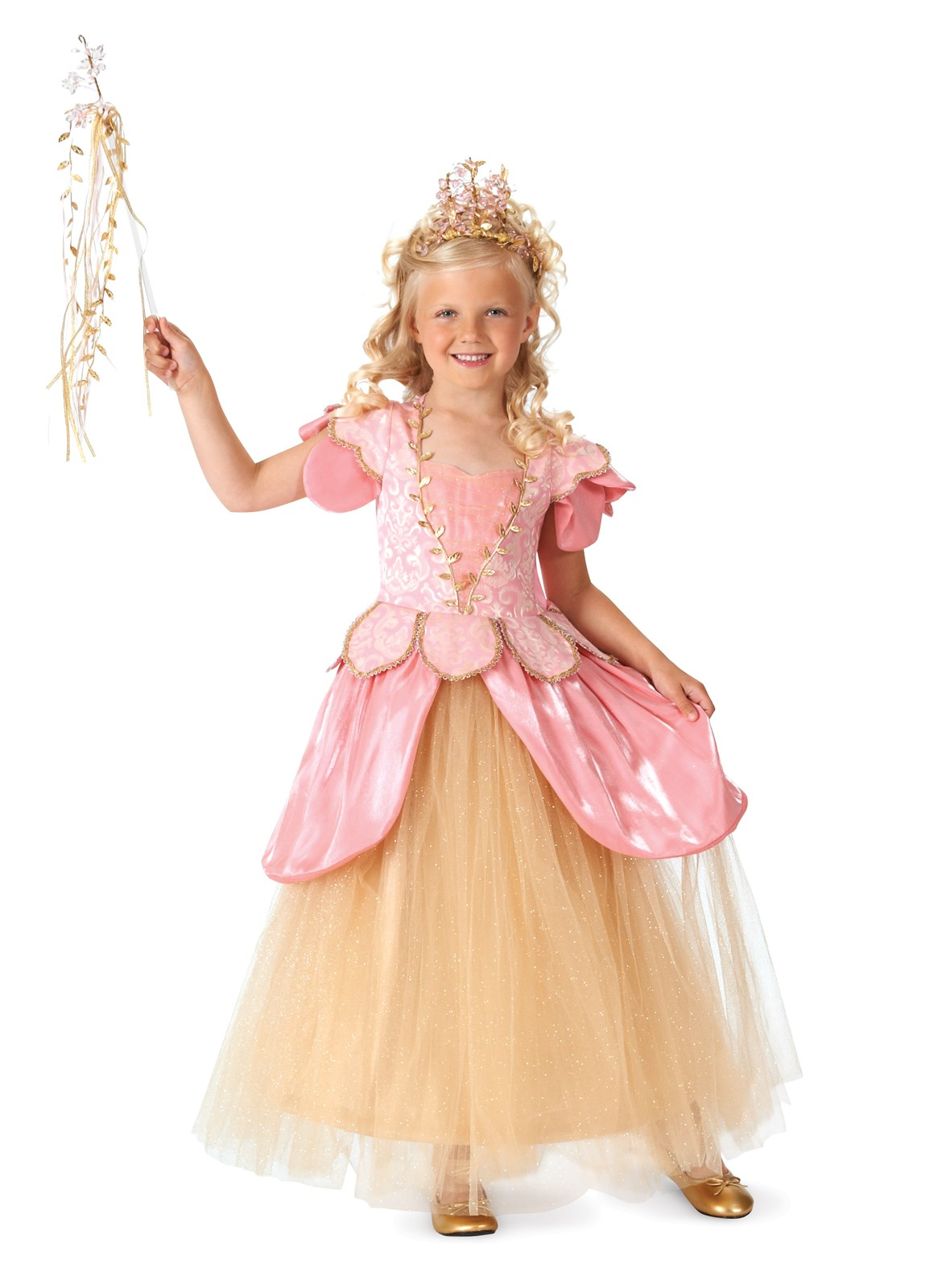 Deluxe Princess Child Costume Medium (8)