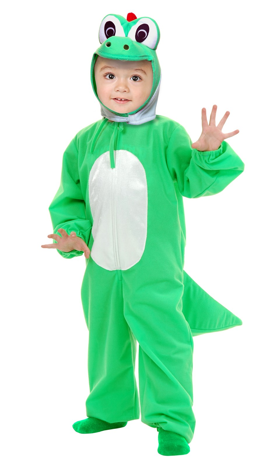 Yoshimoto The Green Dino Toddler Costume T(2/4T)