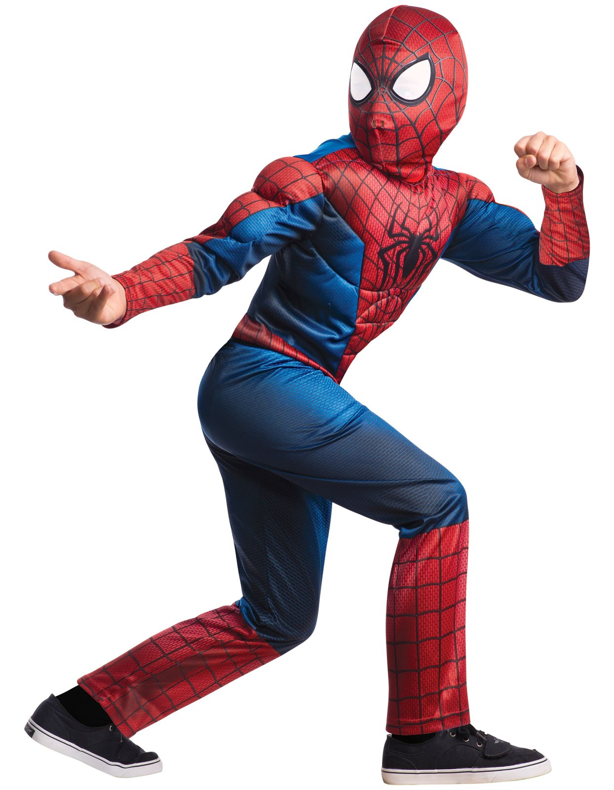 The Amazing Spider-Man 2 Deluxe Child Costume Small (4/6)