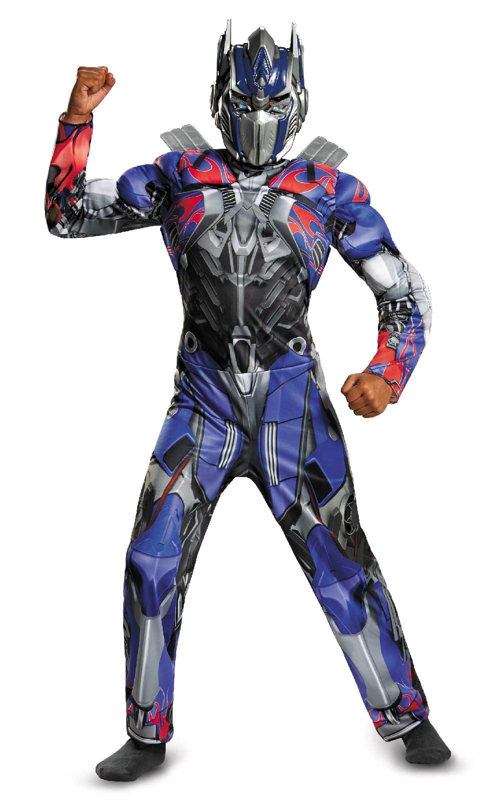 Transformers 4 Age of Extinction Optimus Prime Muscle Child Costume Small (4-6)