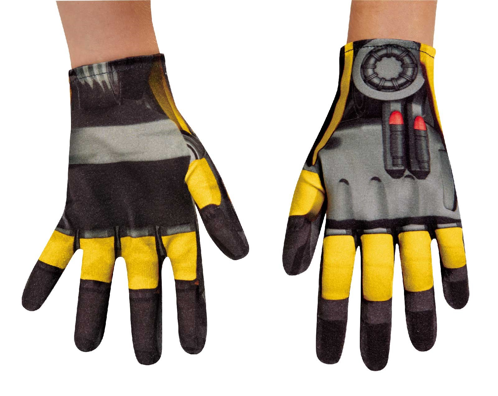 Transformers 4 Age of Extinction Bumblebee Child Gloves One-Size
