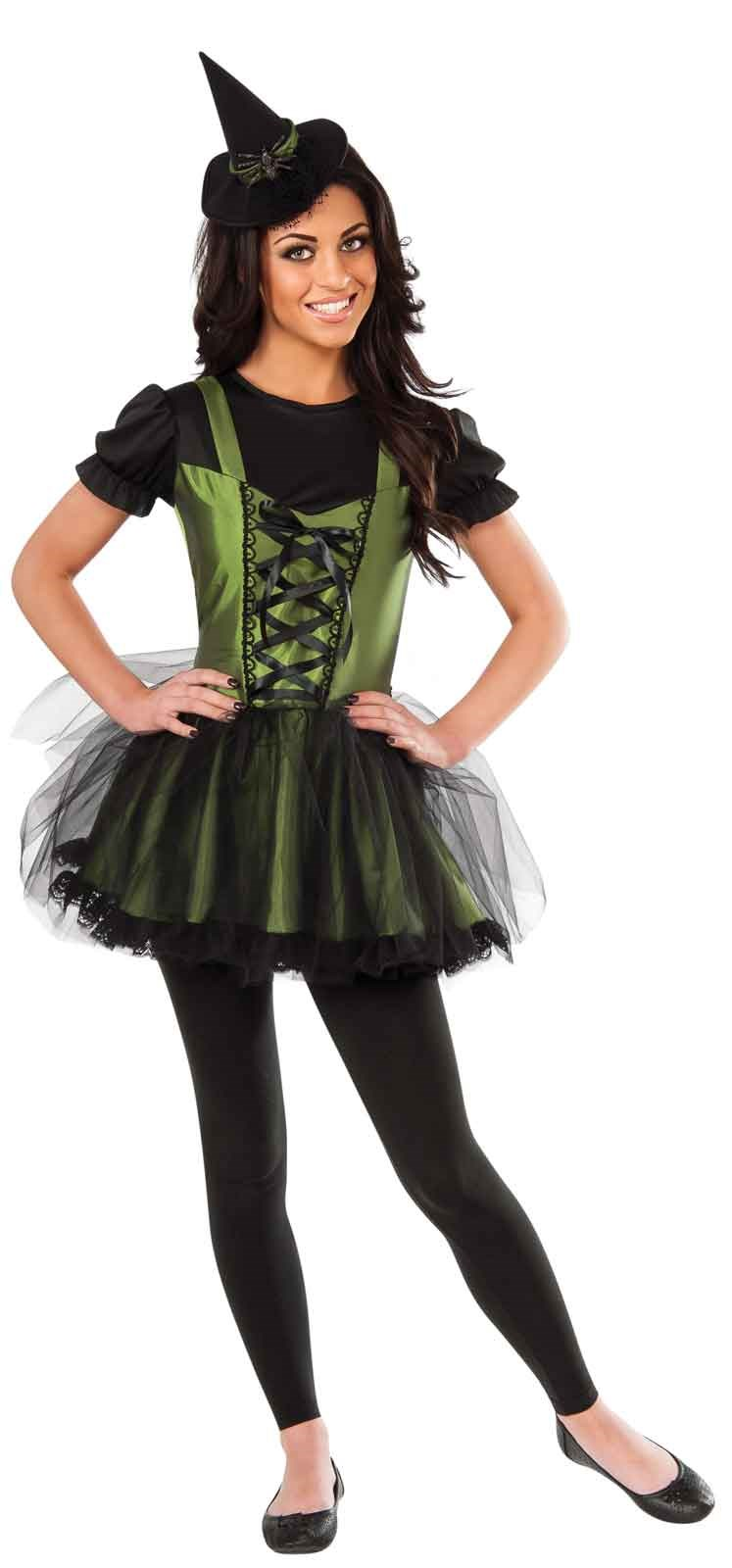 Young Adult Wizard Of Oz Wicked Witch Costume X-Small