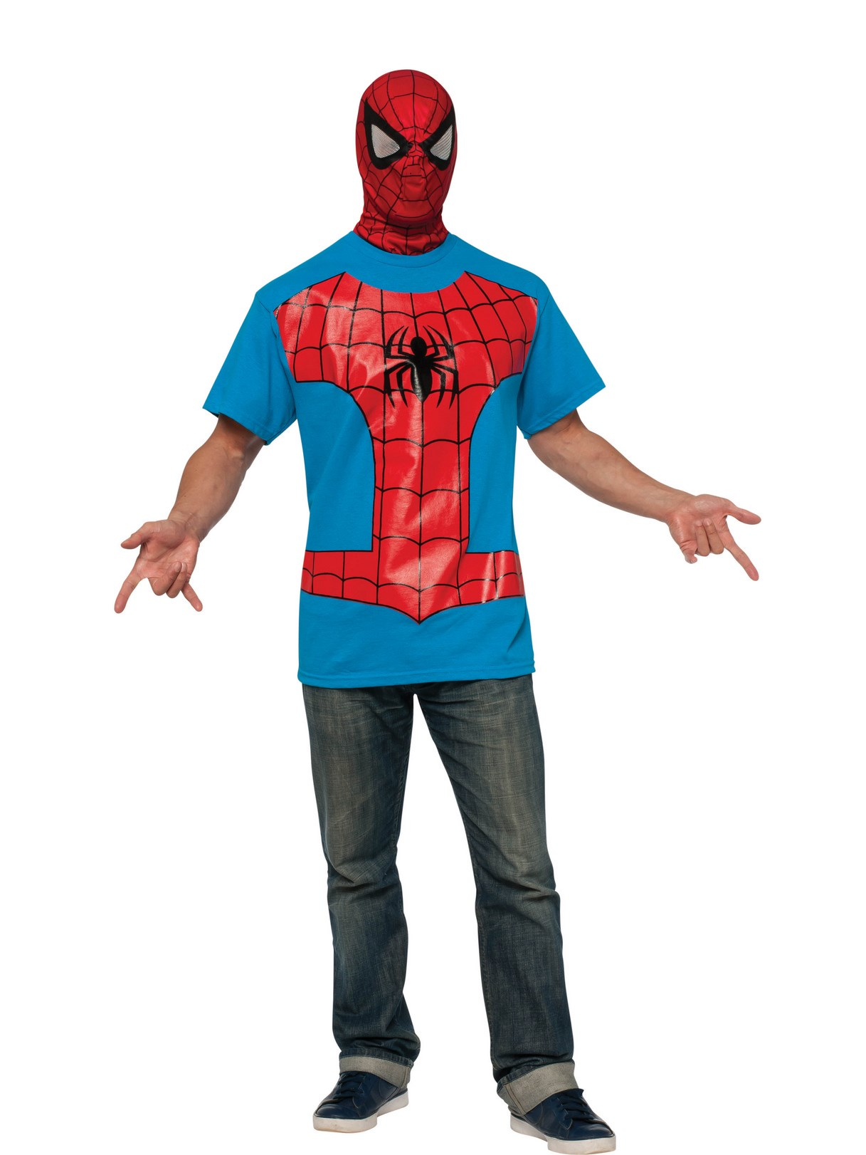 Marvel - Classic Spider-Man Costume Kit Medium