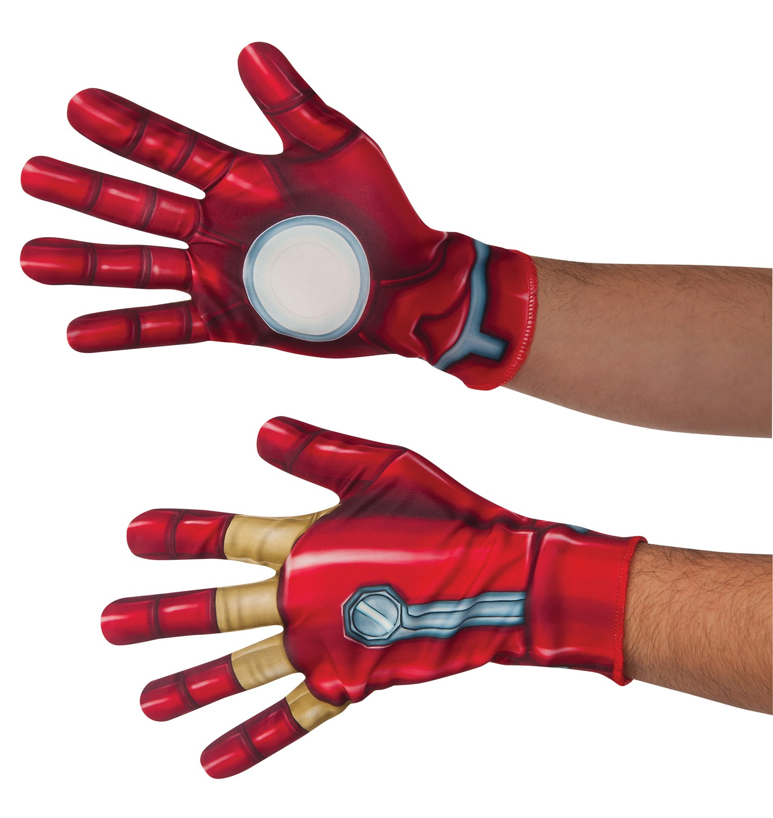 Avengers - Iron Man Gloves Standard One-Size
