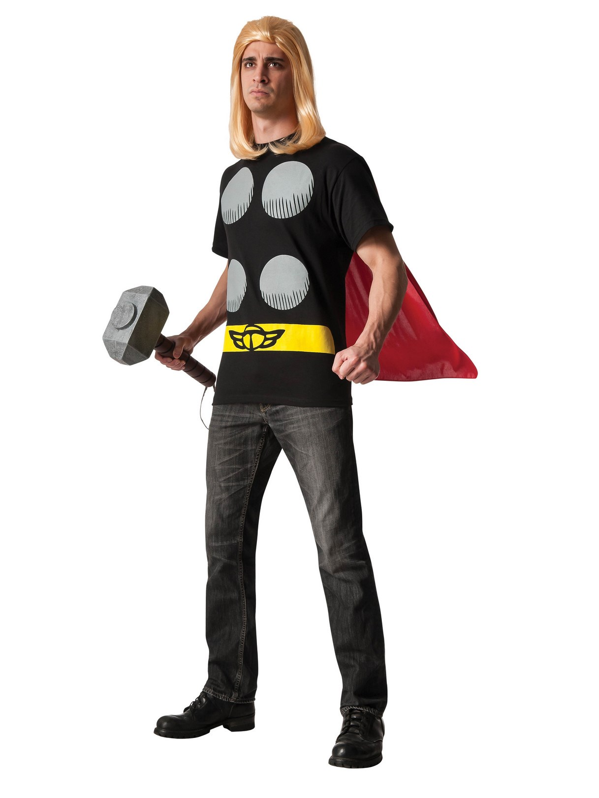 Marvel - Classic Thor Costume Kit Medium
