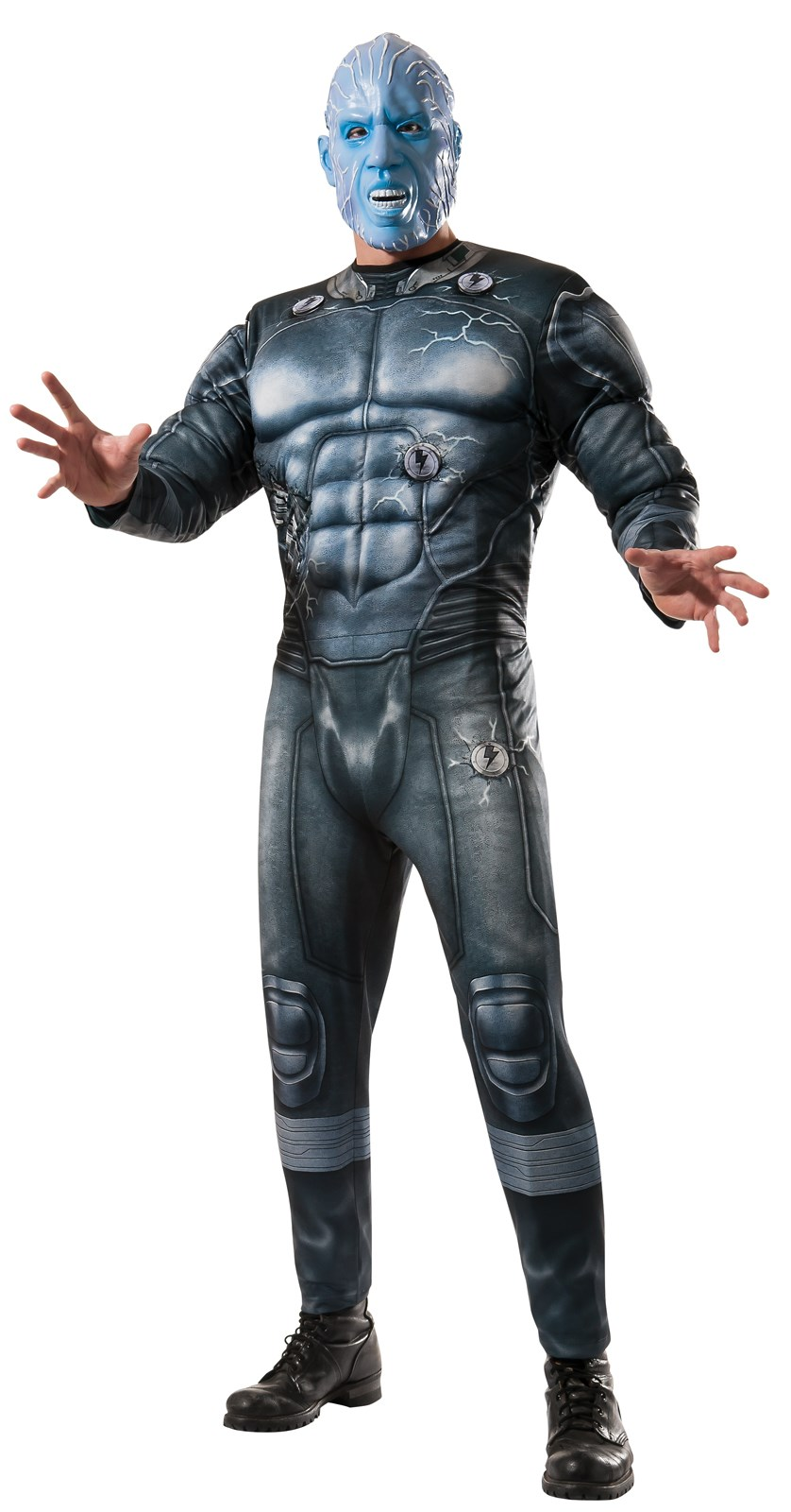 The Amazing Spider-Man 2 - Adult Electro Costume Standard One-Size