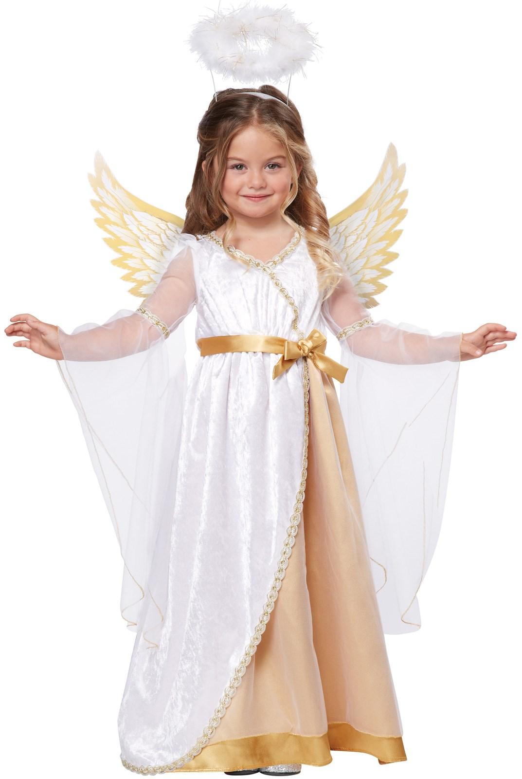 Cute Little Angel Toddler Costume Large (4-6)