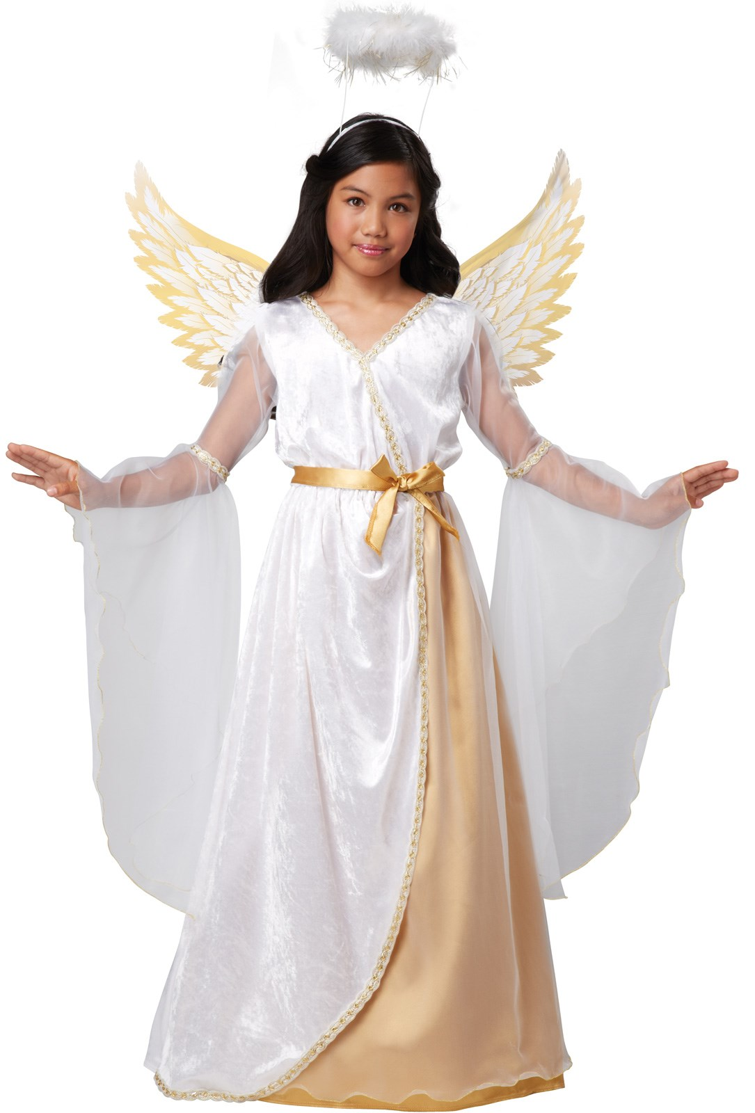 Guardian Angel Kids Costume Medium (8-10)