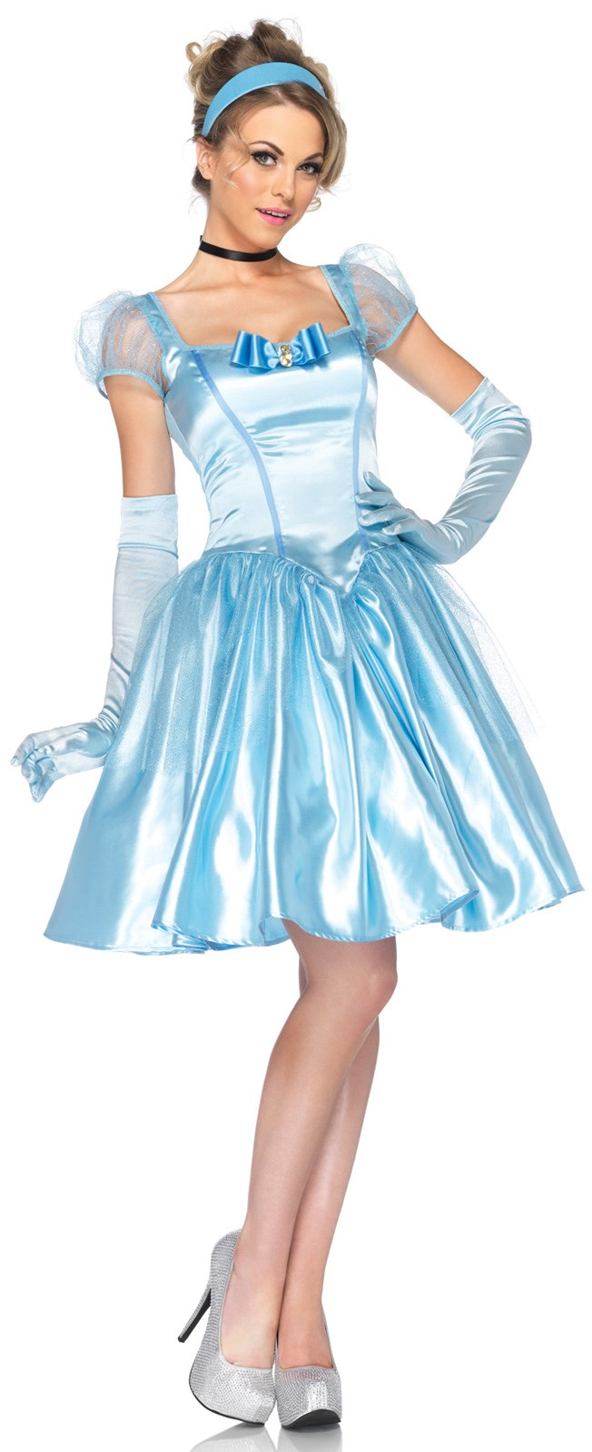 Disney Adult Classic Cinderella Costume Medium