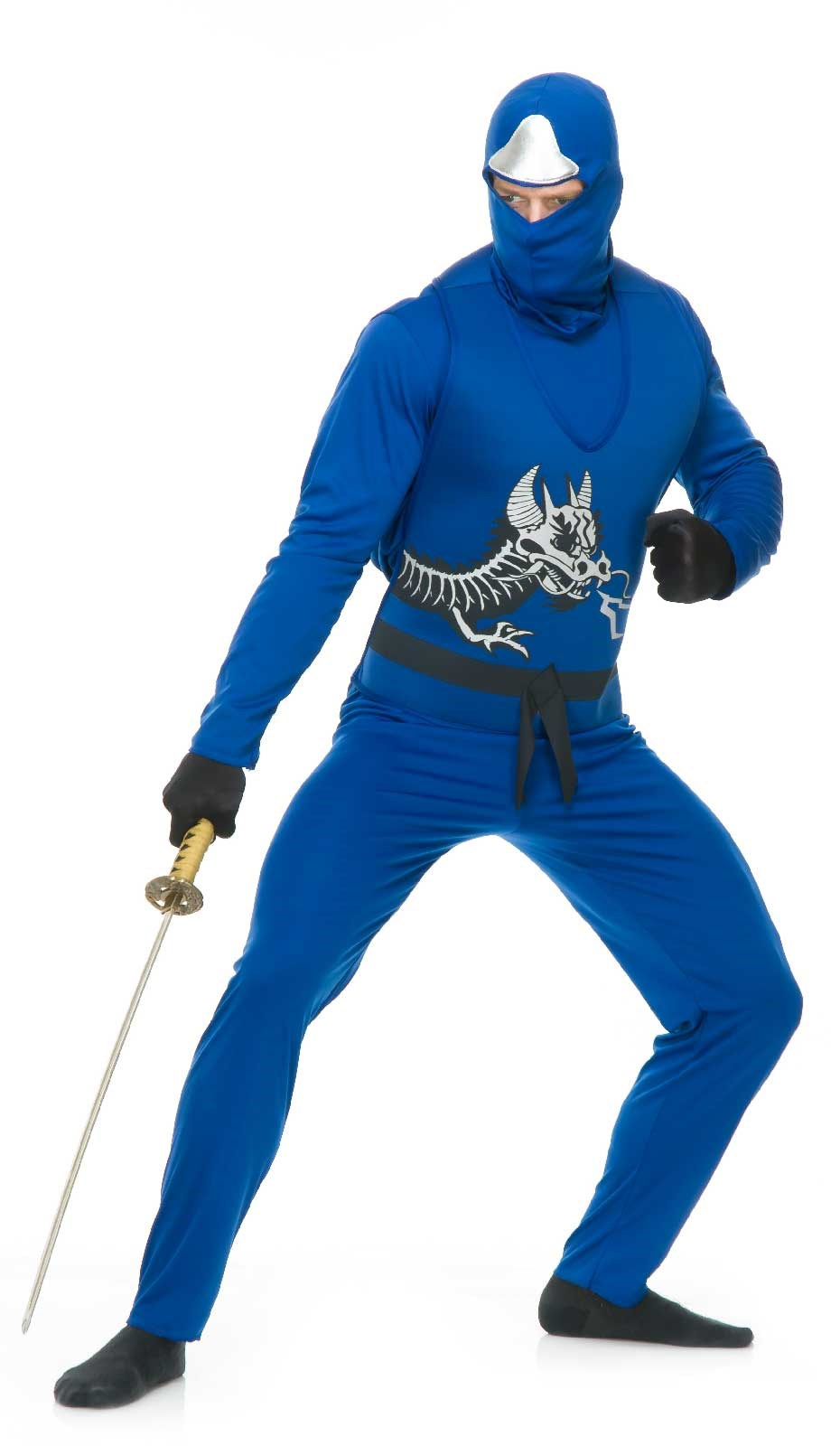 Blue Ninja Adult Avengers Series II Costume Large