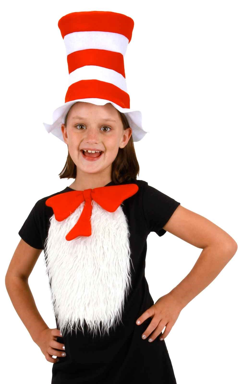 Dr. Seuss The Cat in the Hat Kids Insta-Tux Kit Standard One-Size