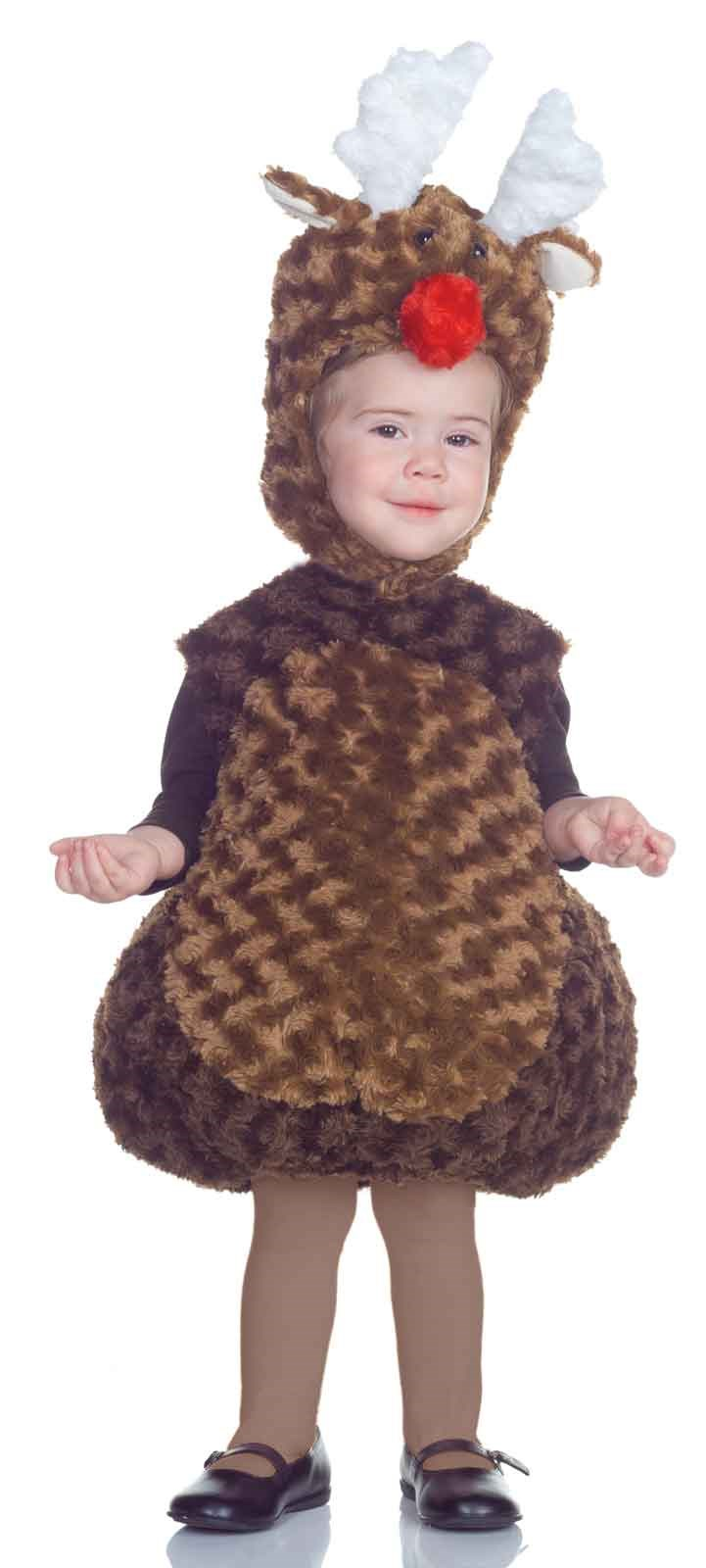 Lil Reindeer Toddler/Child Costume 4-6