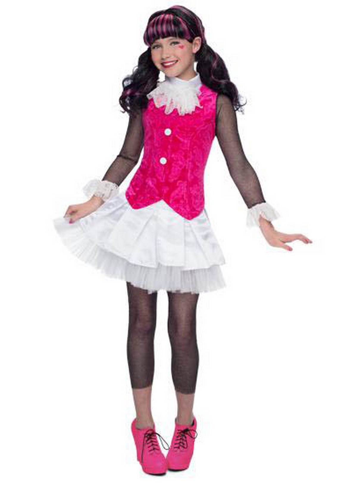 Deluxe Monster High Draculaura Girls Costume X-Large (12)