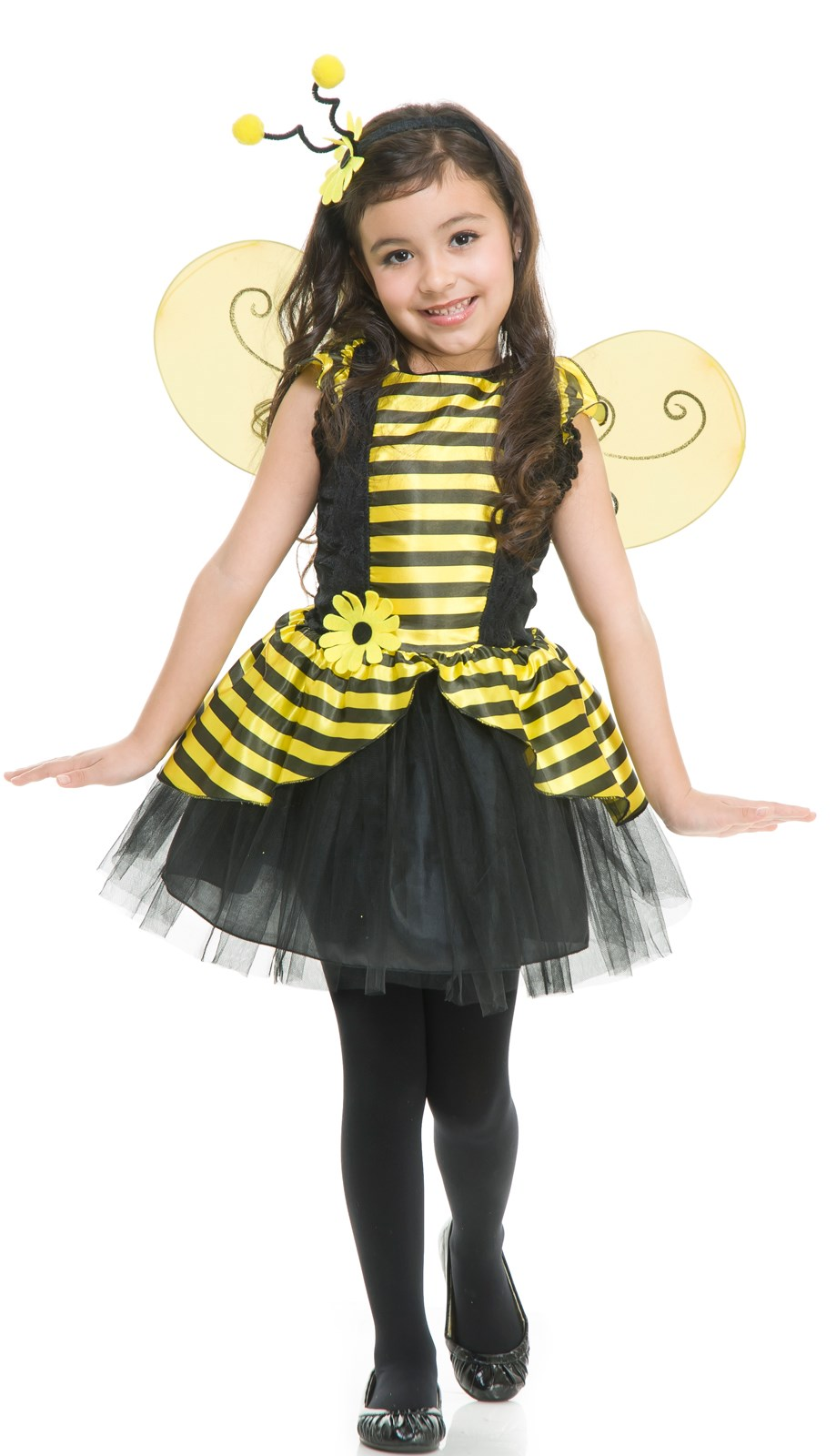 Sweet Bumble Bee Toddler/Child Costume 8-10