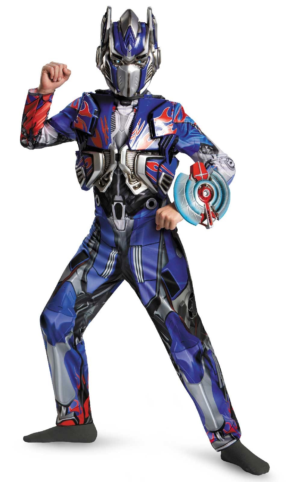 Transformers Age of Extinction - Deluxe Optimus Prime Child Costume Small (4-6)