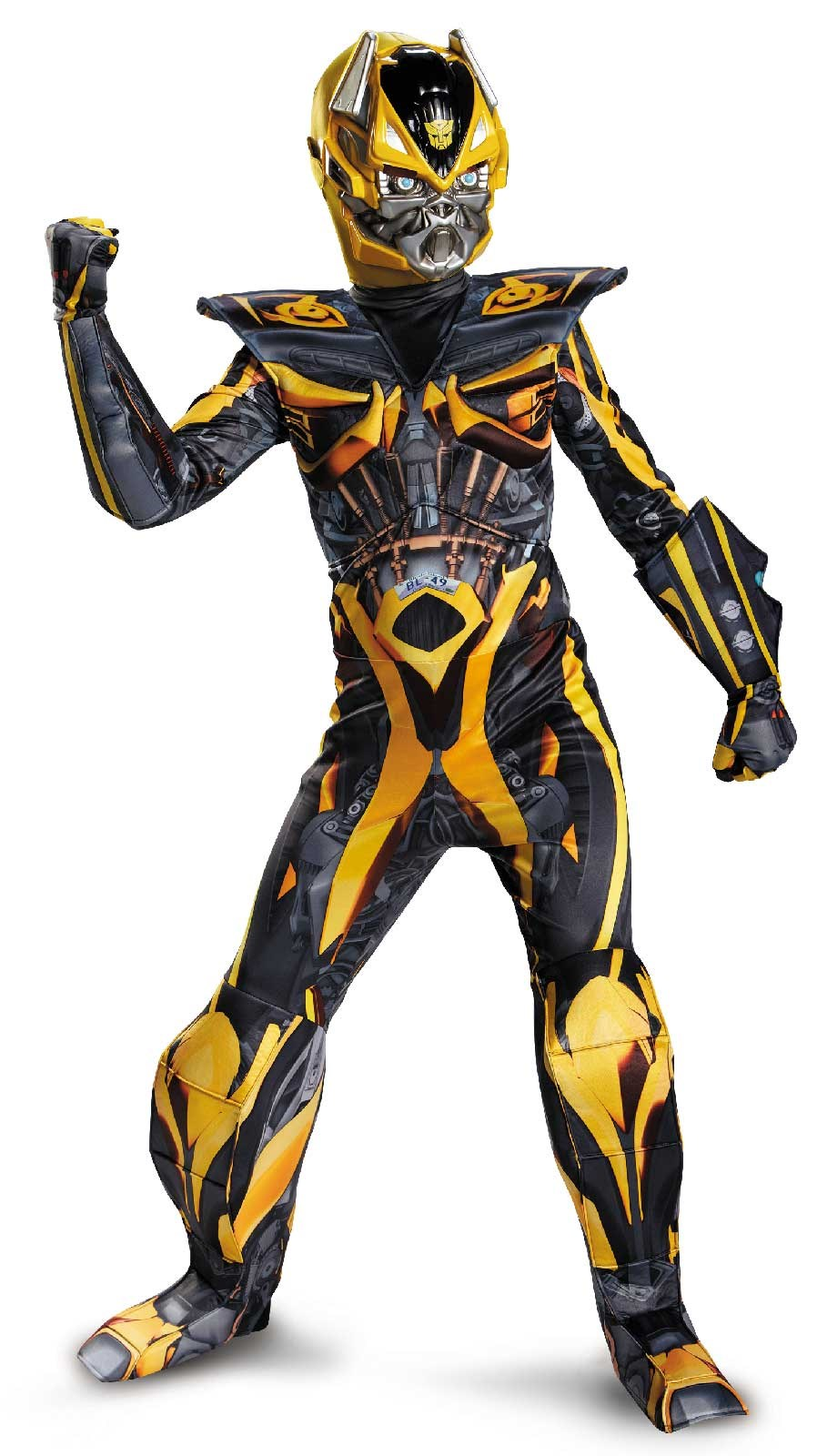Transformers Age of Extinction - Prestige Bumblebee Child Costume Medium (7-8)