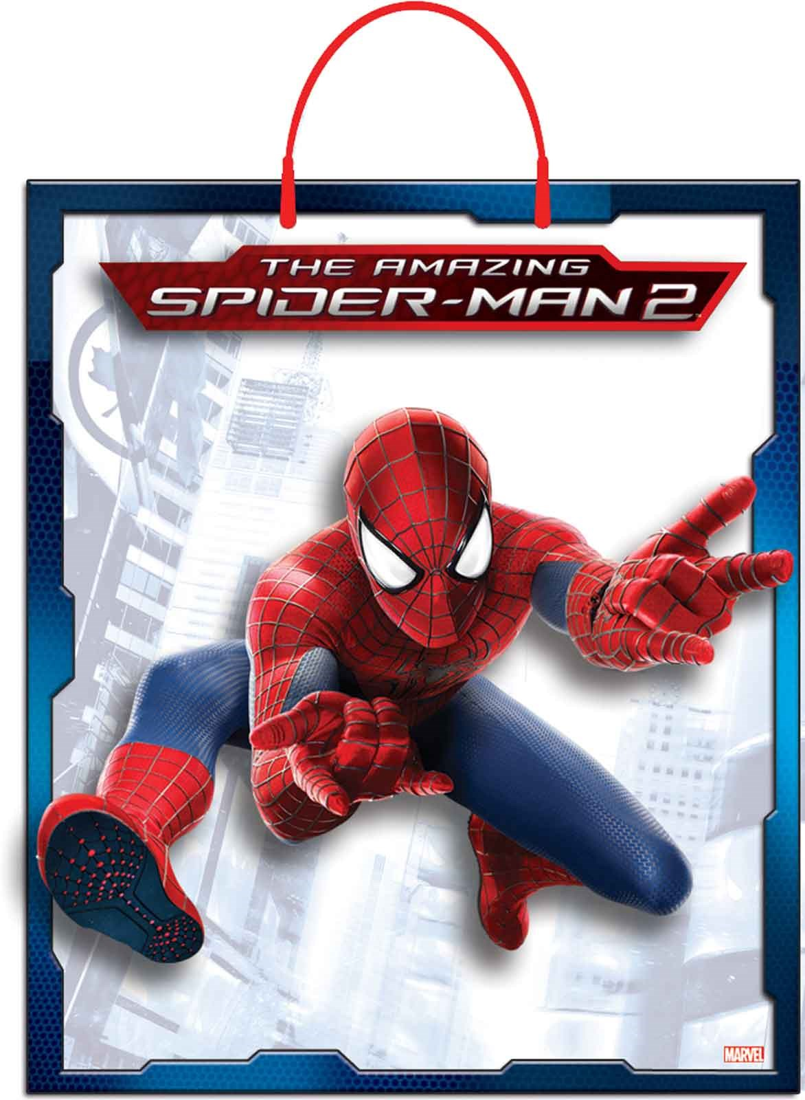 New Official The Amazing Spider-Man 2 Movie Trick or Treat Bag
