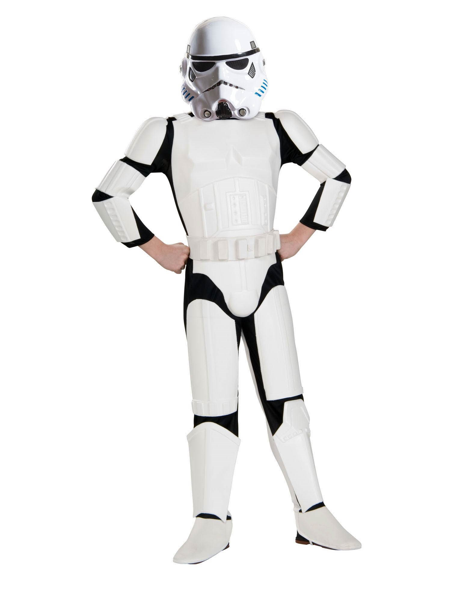 Star Wars Rebels - Deluxe Stormtrooper Kids Costume Medium (8-10)