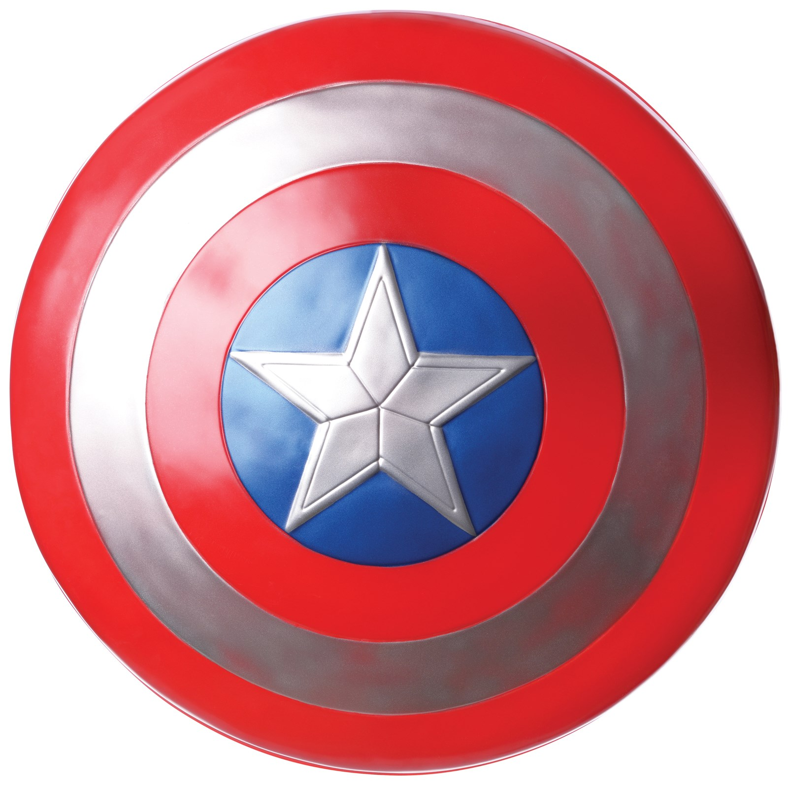 Captain America Winter Soldier - Kids Retro Captain America Shield Standard One-Size