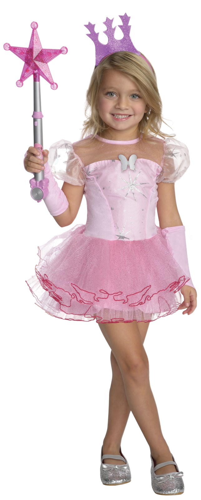 Wizard of Oz - Glinda Tutu Kids Costume Toddler (2-4)