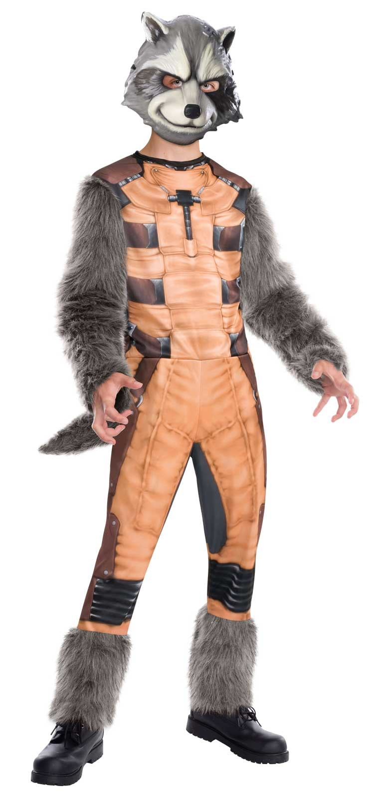 Guardians of the Galaxy - Deluxe Rocket Raccoon Child Costume Large (12-14)