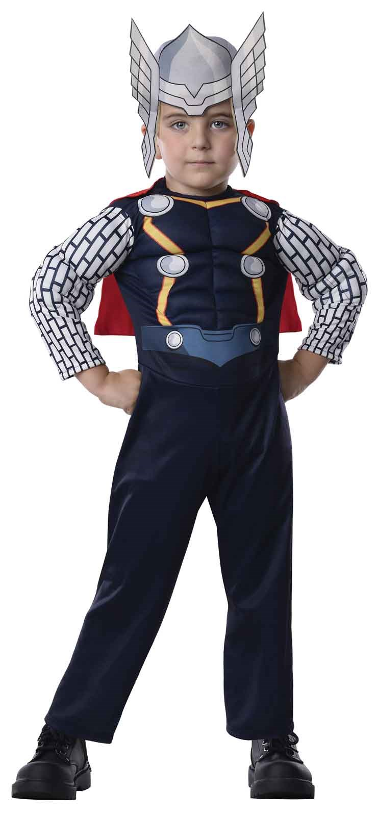 Avengers Assemble Thor Toddler Boy Costume Toddler (2-4)
