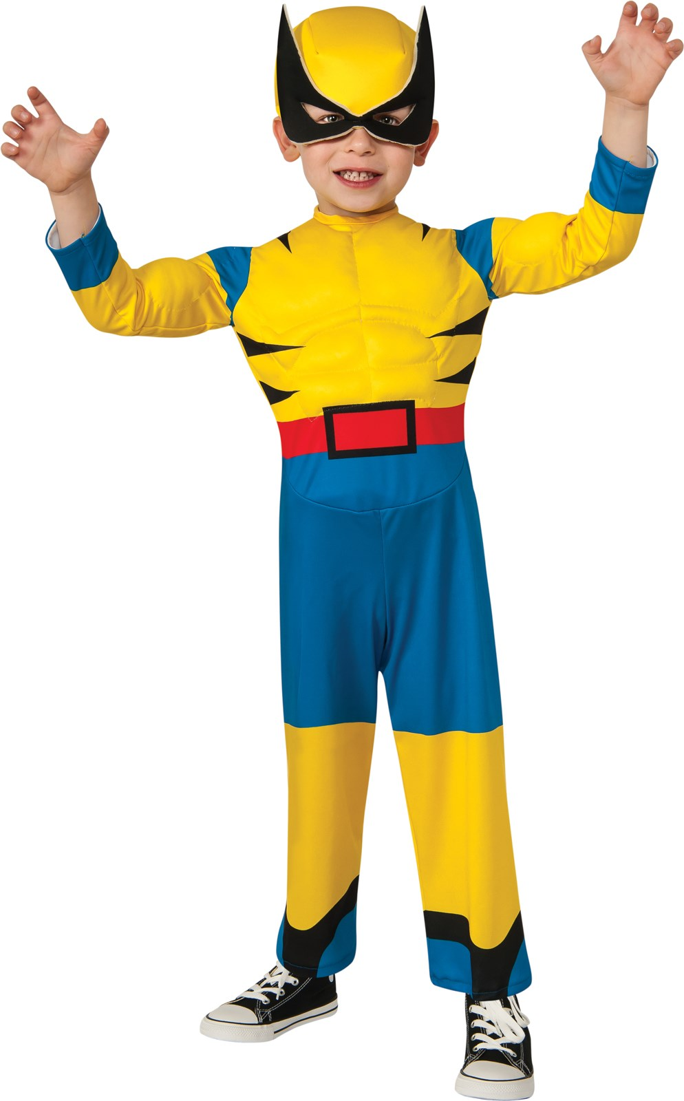 Marvel Wolverine Toddler Costume Toddler (2-4)