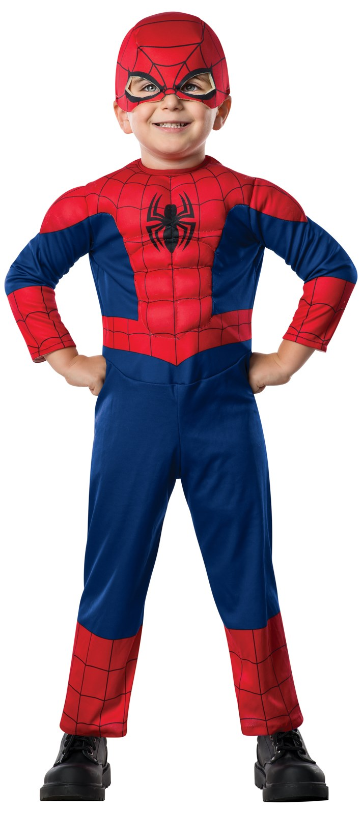 Ultimate Spider-Man Toddler Boy Costume Toddler (2-4)