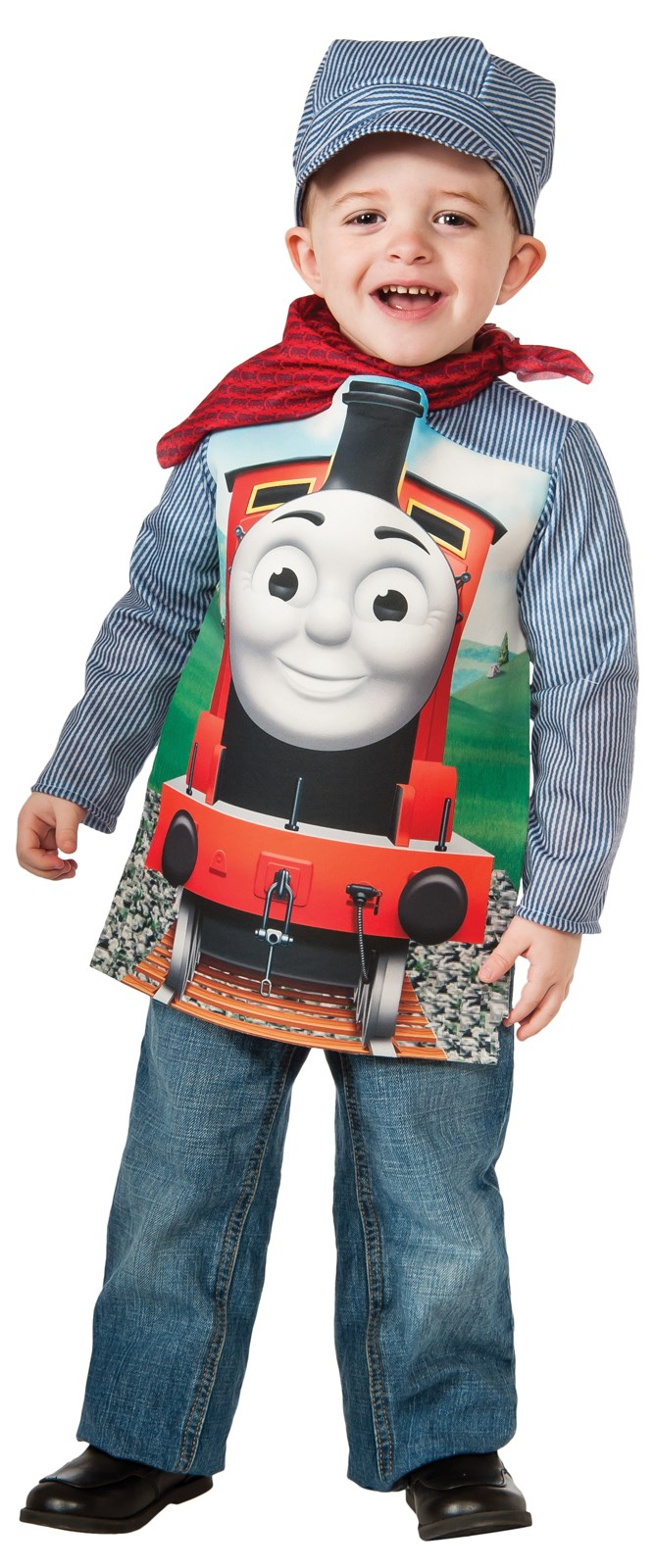 Thomas The Tank James DeluxeToddler/Child Costume Toddler (2-4)
