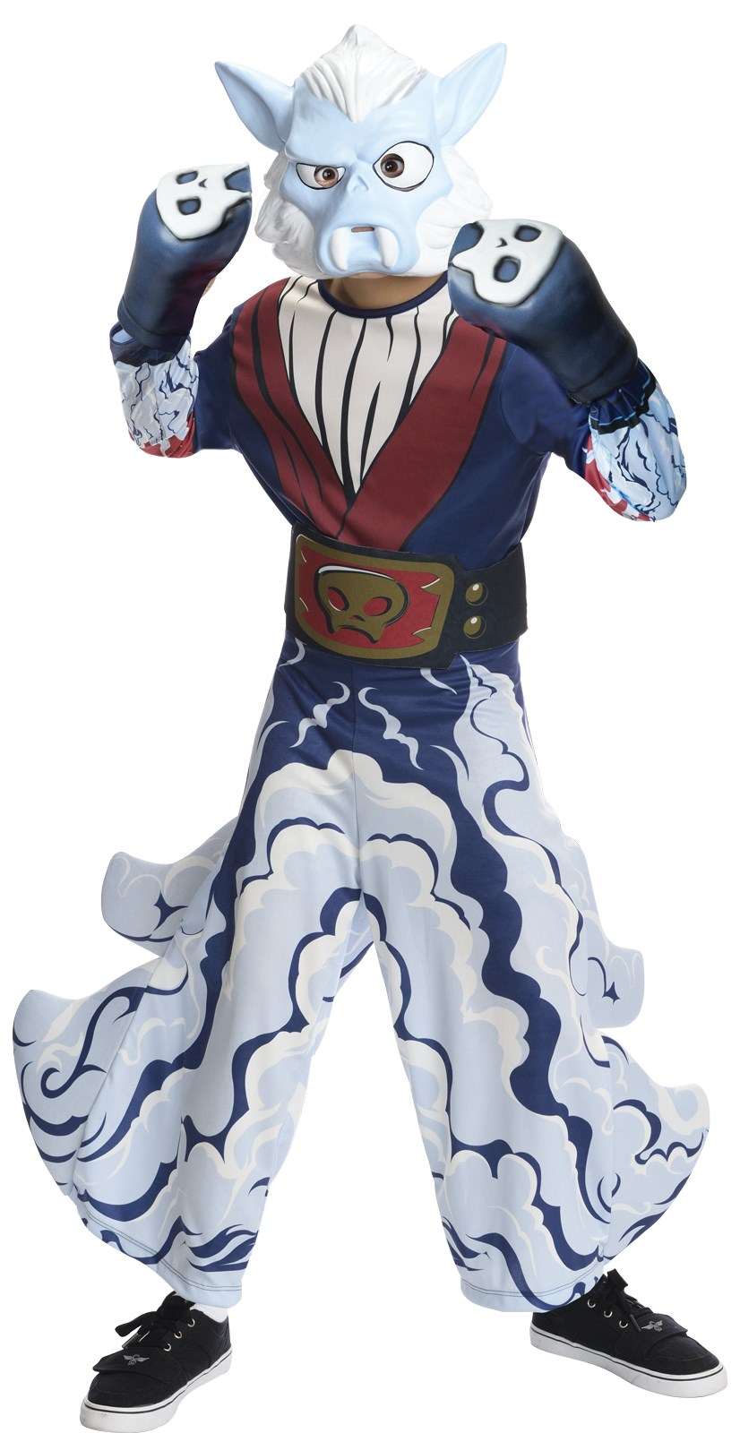 Skylanders Swap Force - Night Shift Child Costume Small (4-6)