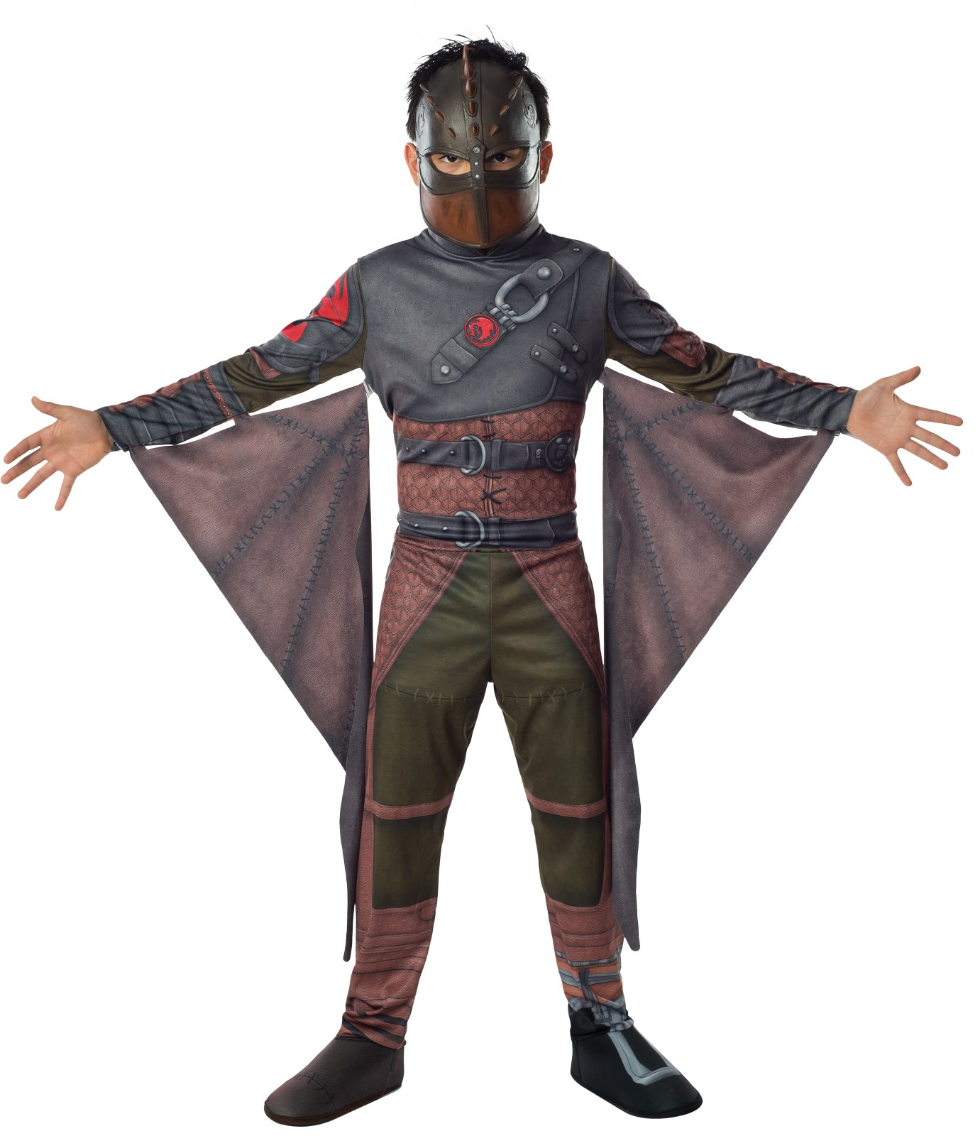 How to Train Your Dragon 2 - Hiccup Toddler/Child Costume Small (4-6)