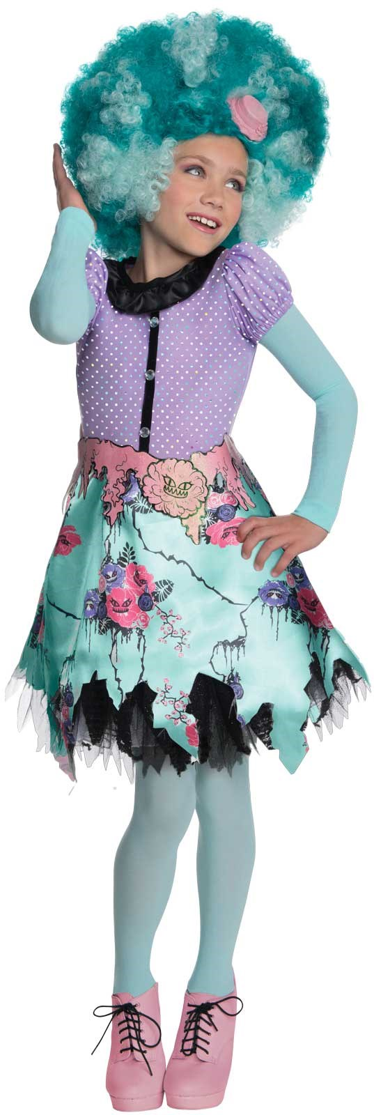 Monster High Honey Swamp Kids Costume Small (4/6)