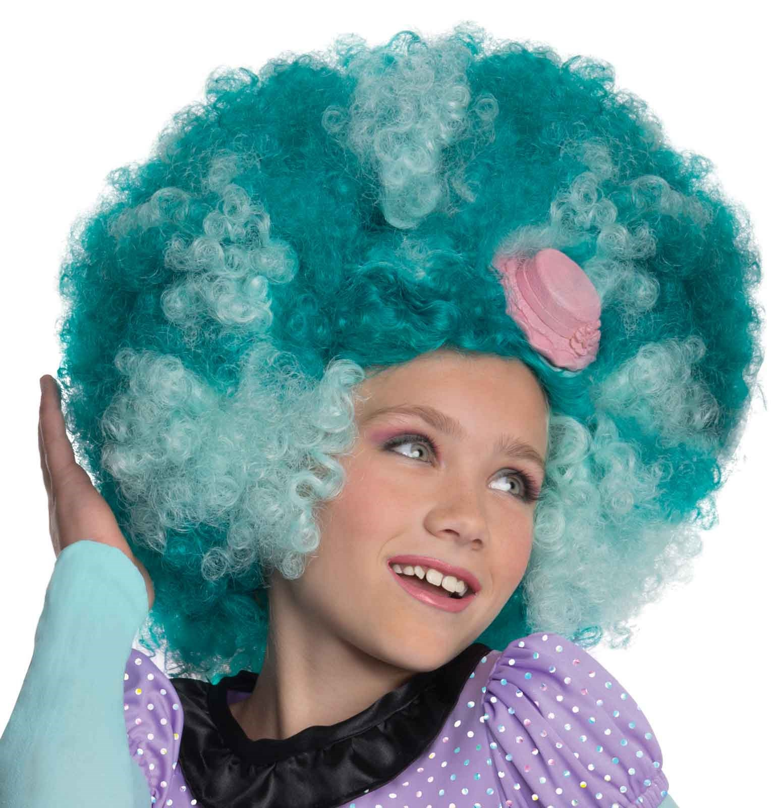 Monster High Honey Swamp Kids Wig One-Size