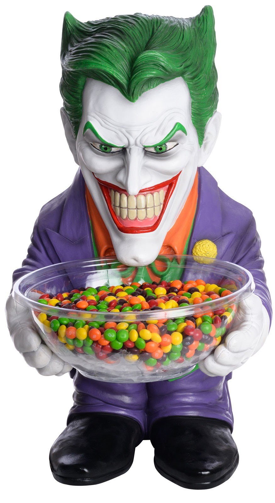 Image of The Joker Candy Bowl and Holder